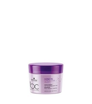 SCHWARZKOPF PROFESSIONAL УХОД ЗА ВОЛОСАМИ BC SMOOTH PERFECT KERATIN МАСКА 200 МЛ