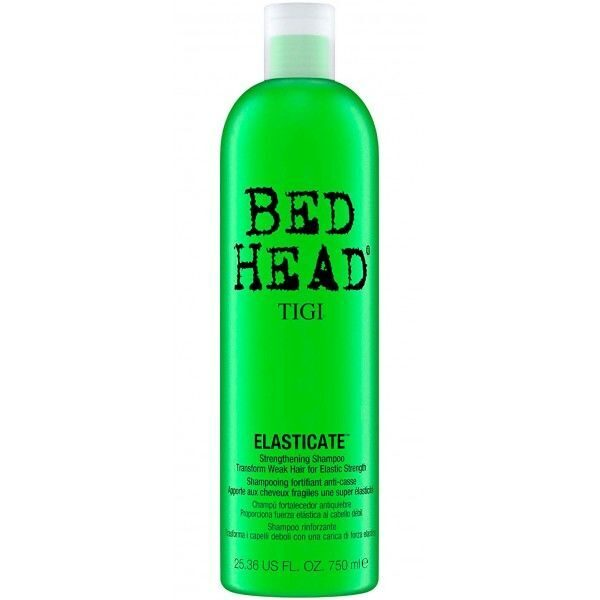 TIGI Bed Head ELASTICATE™ Strengthening Shampoo - Укрепляющий шампунь 750мл