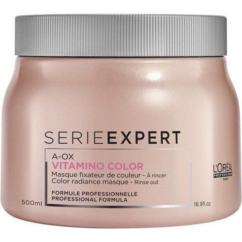 L'OREAL PROFESSIONNEL SERIE EXPERT VITAMINO COLOR AOX МАСКА-ЖЕЛЕ ФИКСАТОР ЦВЕТА 500 МЛ