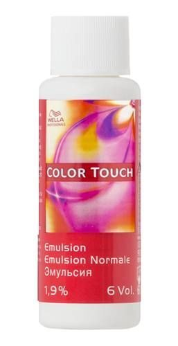 Wella Professionals Color Touch эмульсия, 1.9% 60ml